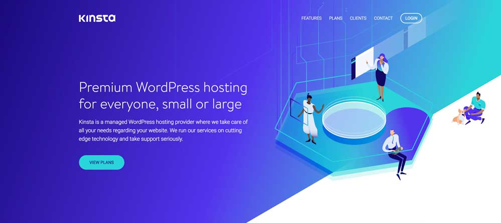 Kinsta Premium WordPress Hosting