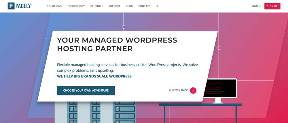 Pagely WordPress Hosting