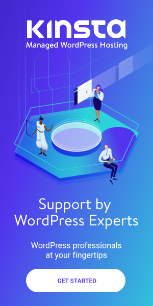 Kinsta Managed Wordpress Hosting