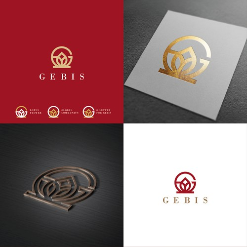 Gold Logo Design Inspiration