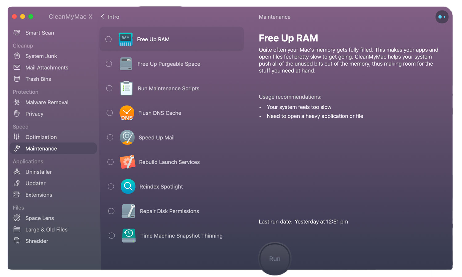 How To Free Up RAM